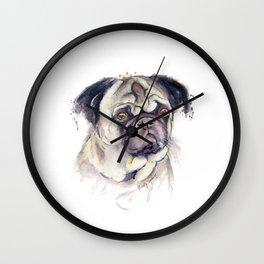 Mr. Thinker Wall Clock