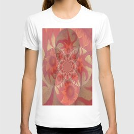 Radiantly Red- Revamped T-shirt