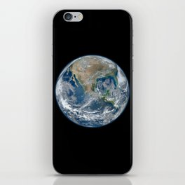 Planet Earth from Above iPhone Skin