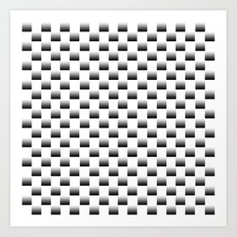 Checkerboard I Art Print