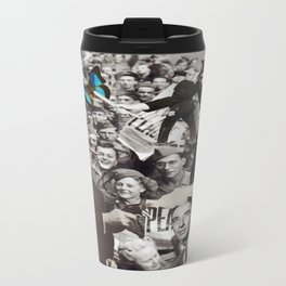 You'll Have Peace When We're Good And Ready  Travel Mug