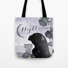Night Court Tote Bag