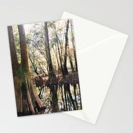 Old Growth Cypress Stationery Cards