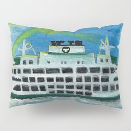 Sailing on Heavenly Seas Pillow Sham