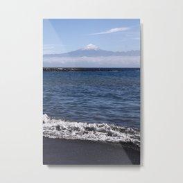 Mount Teide landscape Metal Print