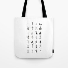 The stars look very different today Tote Bag