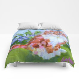 Tiger Lily Comforters