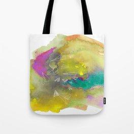Planes in Watercolor Tote Bag