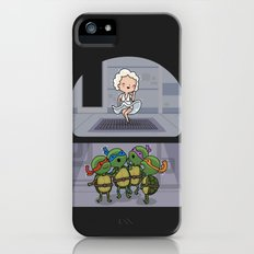 Teenage mutant ninja perverts Slim Case iPhone (5, 5s)