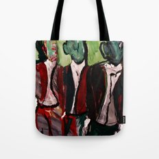 Dress Code Tote Bag