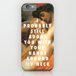 Siren's Hold iPhone Case
