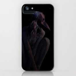 The Crow iPhone Case