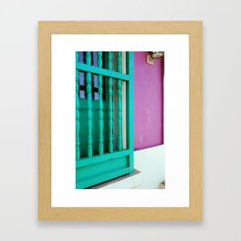 GPW Framed Art Print
