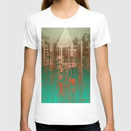 Over the Green / Density Series T-shirt