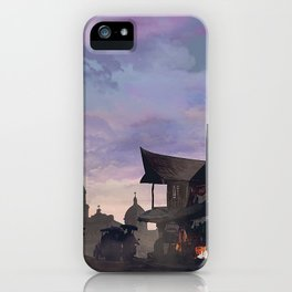The Outskirts: Ball is Life iPhone Case