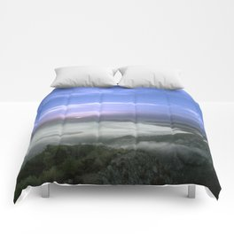 Above the Cloud, Under the Sky Comforters