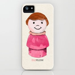Little Girls iPhone Case