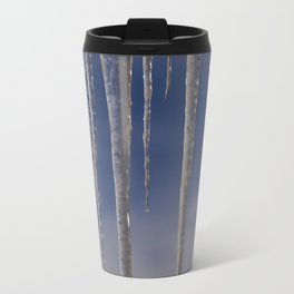 Ice in the air Travel Mug