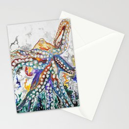 Achelois the Audacious Stationery Cards