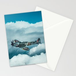 Spitfire Stationery Cards