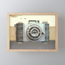 Detrola (Vintage Camera) Framed Mini Art Print