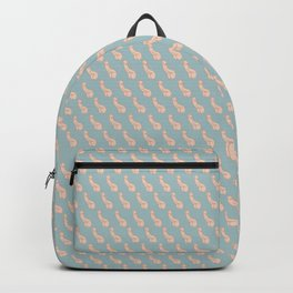 Practically Perfect - Penis in Blue Backpack