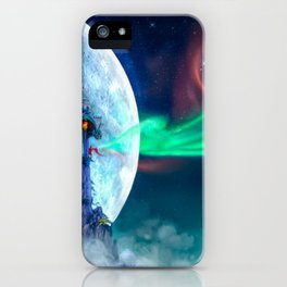 The Lightkeeper iPhone Case