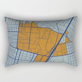 What Starts Here Changes the World Rectangular Pillow