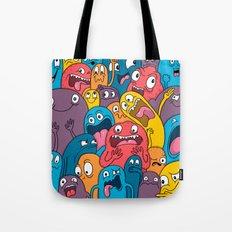 Weird Bros Tote Bag