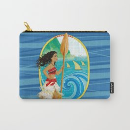 Explorer of the sea Carry-All Pouch