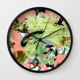 Still Ill Wall Clock