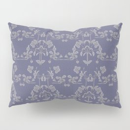 Repeating pattern in muted tones Pillow Sham