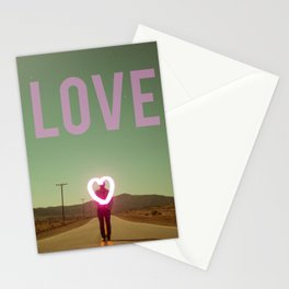 H.S. LOVE Stationery Cards