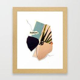 Poliform Framed Art Print