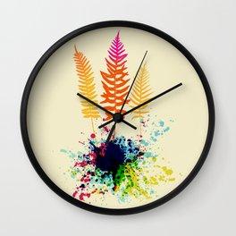 spring-o-rama Wall Clock