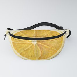 Vintage Botanical Lemon Fanny Pack