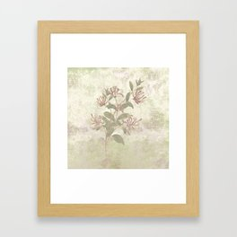 Harmonies and sweet sounds Framed Art Print
