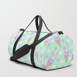 Berry Melty Bunnies Duffle Bag