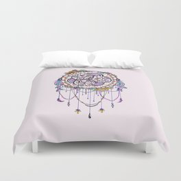 A Catchy Tune Duvet Cover