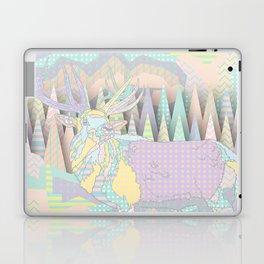 Deer Forest Laptop & iPad Skin