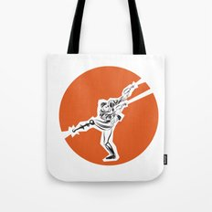Quick Draw Tote Bag