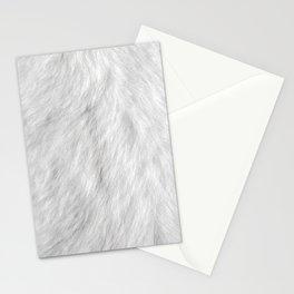 Goat fur Stationery Cards