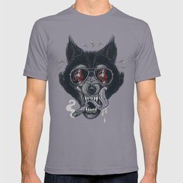 Hungry like the Wolf! T-shirt