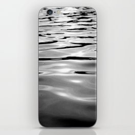 Water one iPhone Skin