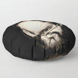 Resting Mitch Face Floor Pillow