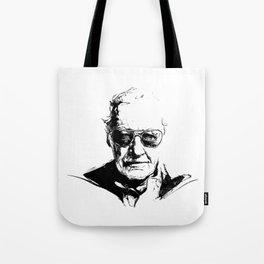 Stan Lee Tote Bag