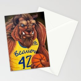 Teen Beast Stationery Cards