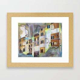 L'Aventure Framed Art Print