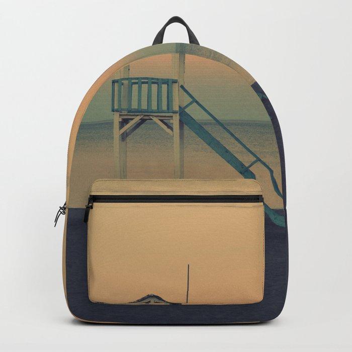 Sunset Beach Backpack