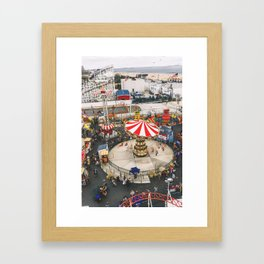 It's All Fun & Games Framed Art Print